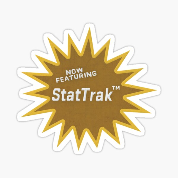 CS:GO StatTrak Symbol Sticker