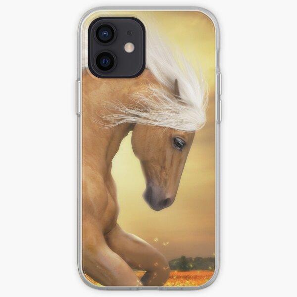 Palomino Horse Sundance iPhone Soft Case