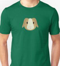 Brown rabbit Unisex T-Shirt