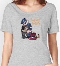 Imagined We Fall Women's Relaxed Fit T-Shirt