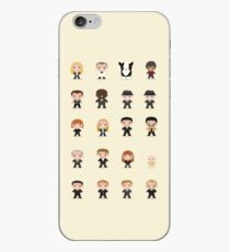 Little Fringe iPhone Case