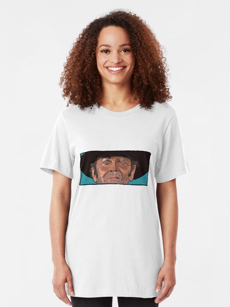 Alternate view of C'era una volta il West Slim Fit T-Shirt
