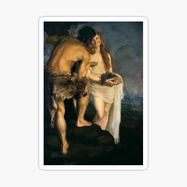 Passion 1926 - Francisco Soria Aedo Sticker