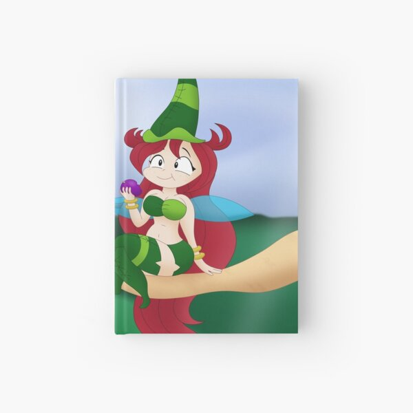Rayman Origins - Betilla the Fairy Hardcover Journal