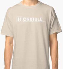 Dr Horrible x House Ph.D. Classic T-Shirt