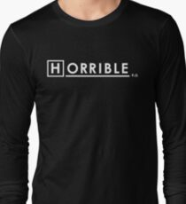 Dr Horrible x House Ph.D. Long Sleeve T-Shirt