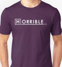 Dr Horrible x House Ph.D. T-Shirt