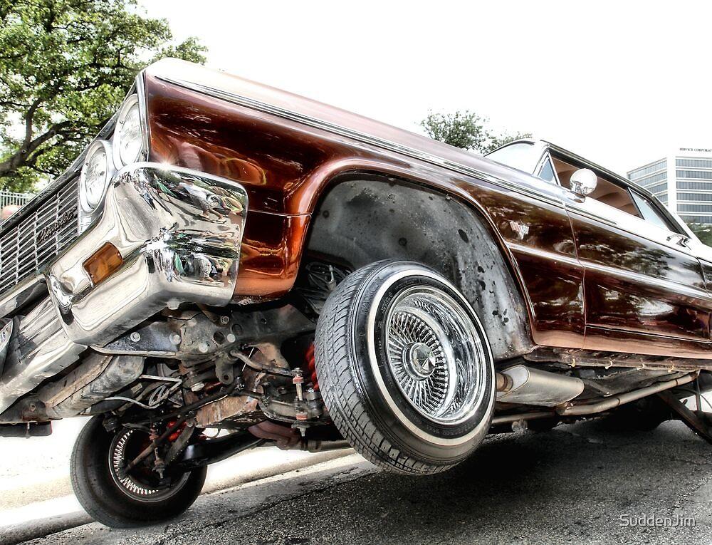 Jumpin' Chevy by SuddenJim