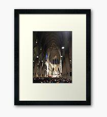 St. Patrick Cathedral Framed Print