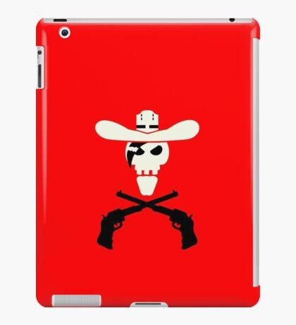 Dead Cowboy VRS2 iPad Case/Skin