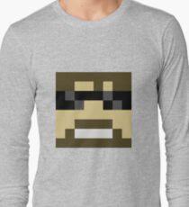 ssundee Minecraft skin Long Sleeve T-Shirt