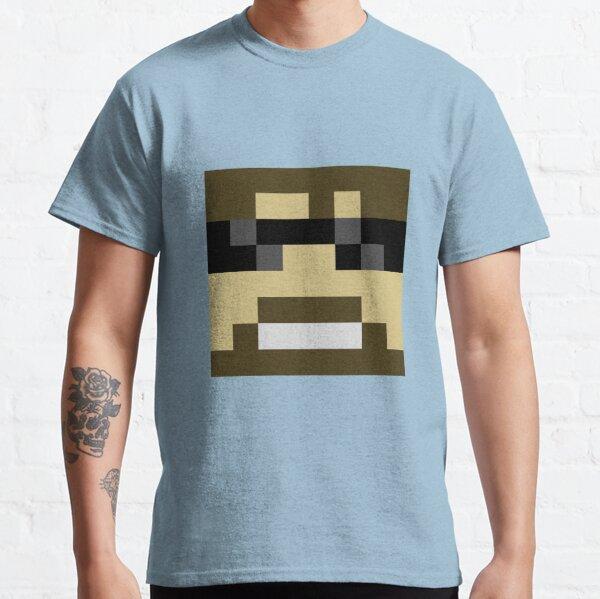 ssundee Minecraft skin Classic T-Shirt