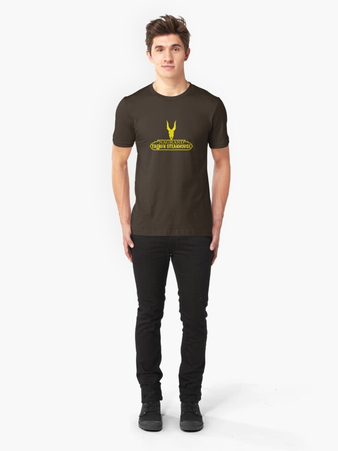 Alternate view of Nagrand Talbuk Steakhouse Slim Fit T-Shirt