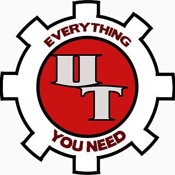 Universal Tool Logo by cBuilding