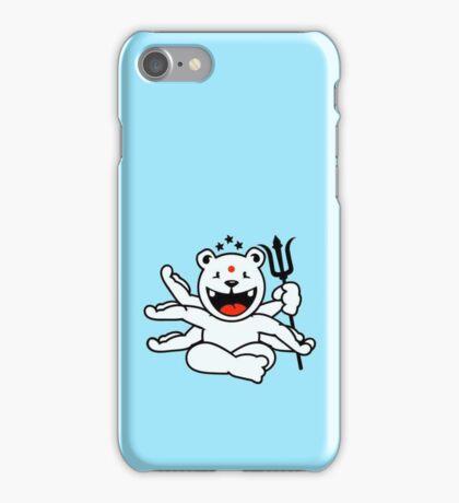 Polar Bear Shiva VRS2 iPhone Case/Skin