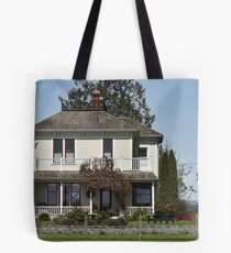 Just Another Day in Our Backyard - #3 in Series Tote Bag
