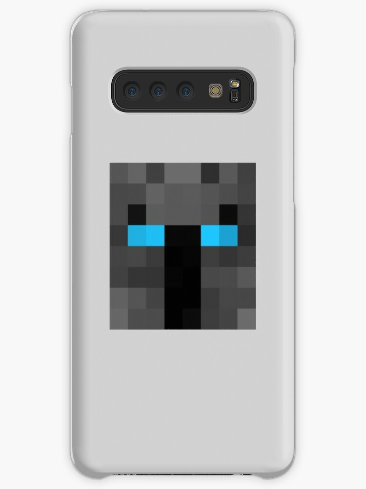 'popularMMos Minecraft skin' Case/Skin for Samsung Galaxy by youtubedesign