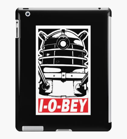 I-O-BEY ('66) iPad Case/Skin