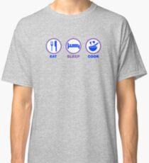 Eat Sleep Cook Classic T-Shirt