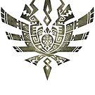 Monster Hunter 4 Logo BONE by RavishingRyan