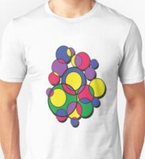 Circles of colour! T-Shirt