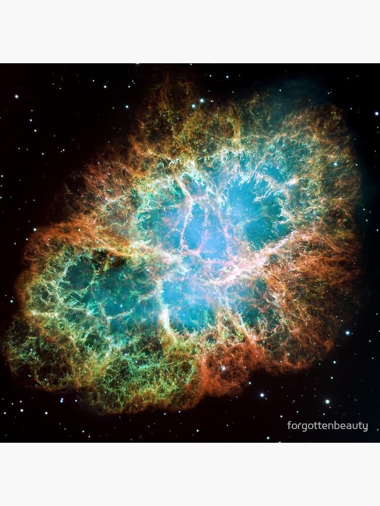 Crab nebula by forgottenbeauty