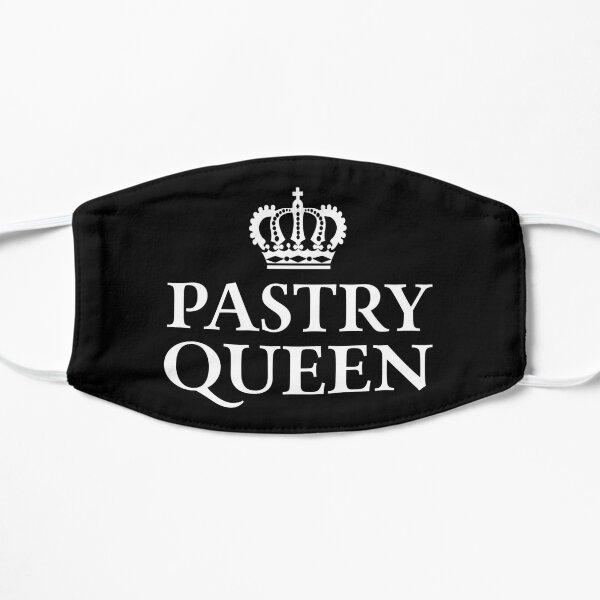 Pastry Queen Flat Mask