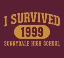 I Survived Sunnydale High | Unisex T-Shirt
