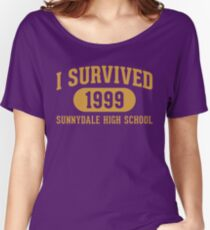 I Survived Sunnydale High Women's Relaxed Fit T-Shirt