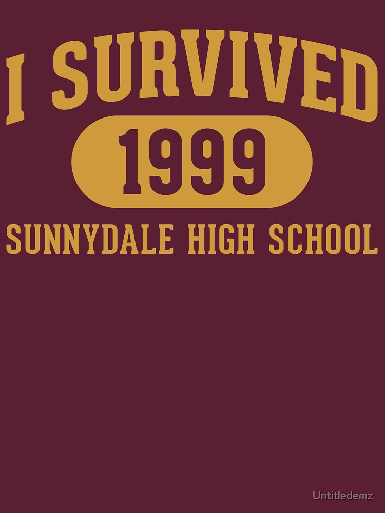 I Survived Sunnydale High | Unisex T-Shirt