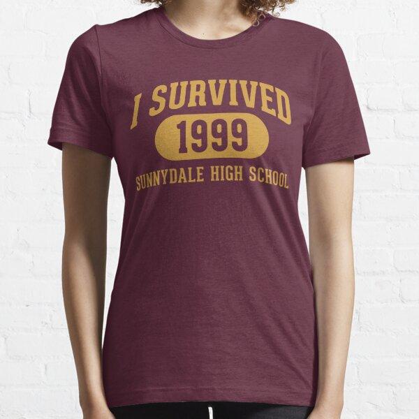 I Survived Sunnydale High Essential T-Shirt