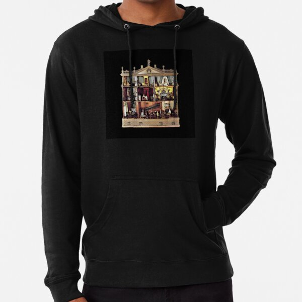Playing House  Lightweight Hoodie