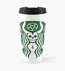 The satan-buck Travel Mug
