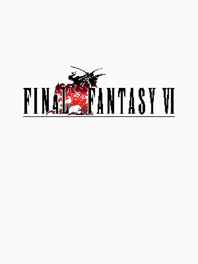 Block Fantasy VI | Unisex T-Shirt