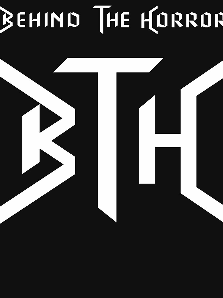 BTH White on Black by BehindTheHorror