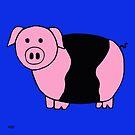 porker snufflesnort by hennydesigns