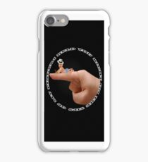 ¸¸.♥➷♥•*¨I HELD U RIGHT ON THE TIPS OF MY FINGER IPHONE CASE¸¸.♥➷♥•*¨ iPhone Case/Skin