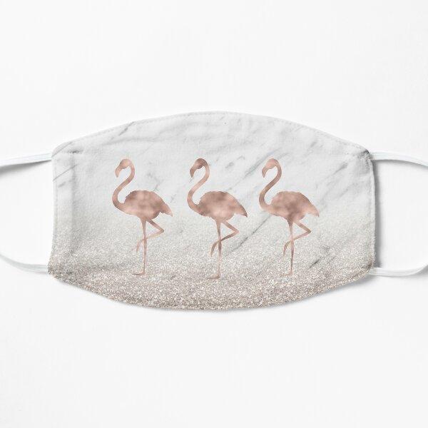 Flamingo dance glitter gradient Mask