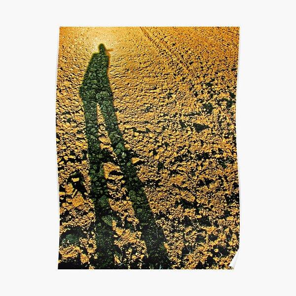Big Girl Shadow Poster
