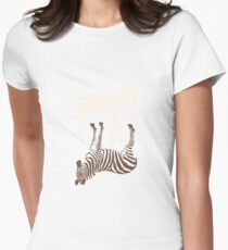 Zebras Pattern T-Shirt
