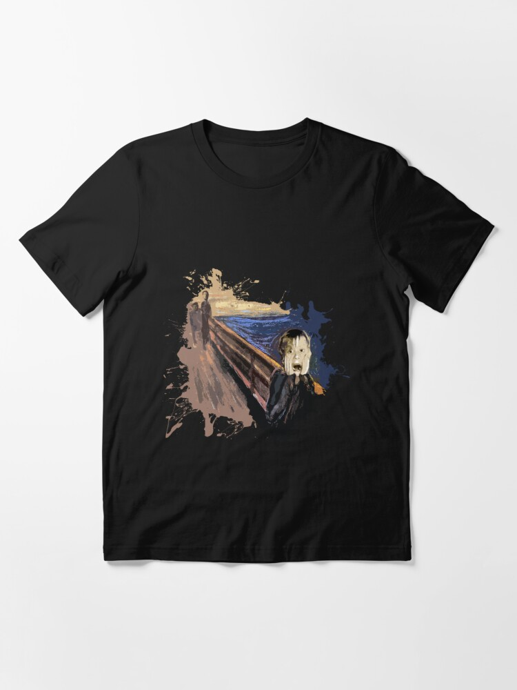 Alternate view of Scream Alone Essential T-Shirt