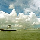 Port Aransas, Texas by Sybilla Irwin