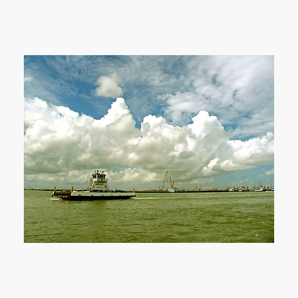 Port Aransas, Texas Photographic Print