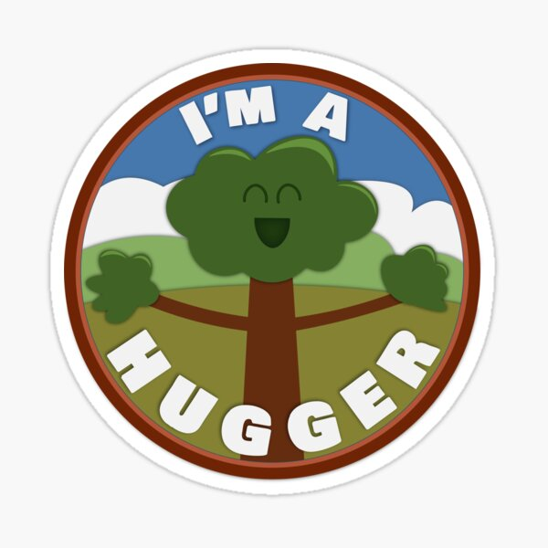 Nature Lover Merit Badge Sticker