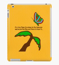 The Butterfly Effect iPad Case/Skin