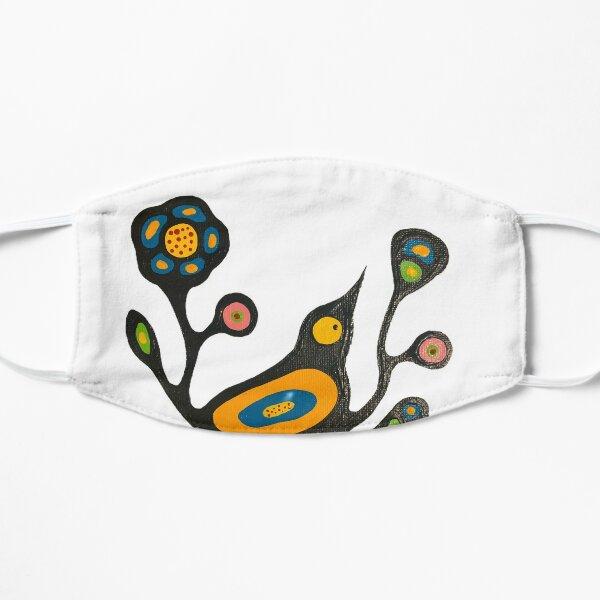 Bineshiinh Flat Mask