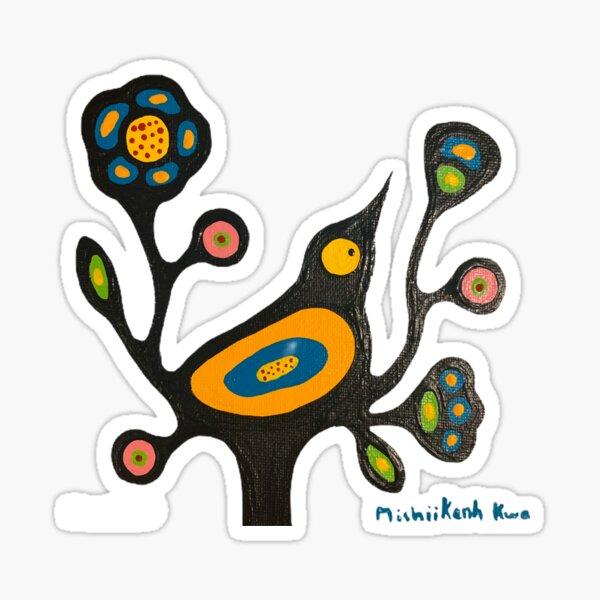 Bineshiinh Sticker