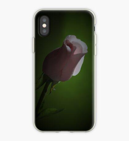 Back Lit Rose iPhone Case