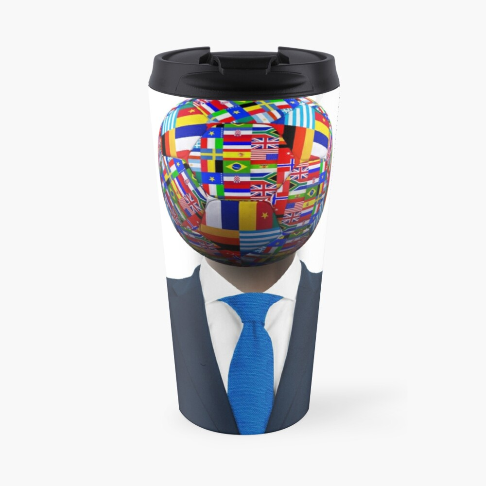 Global Business Taza de viaje