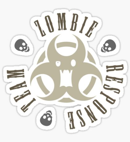 Zombie Response Team VRS2 Sticker